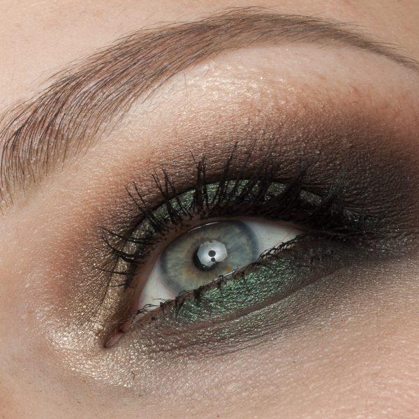 VISEART Theory VI Absinthe Eyeshadow Palette 8