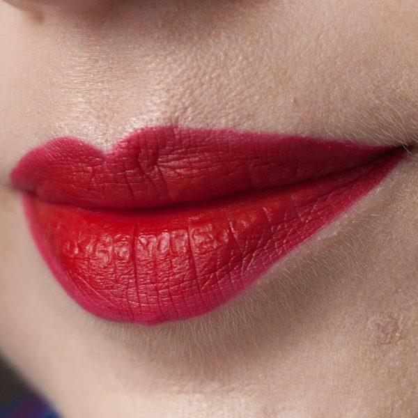 ARMANI 400 Four Hundred For All Lip Magnet Matte Liquid Lipstick Red Lips