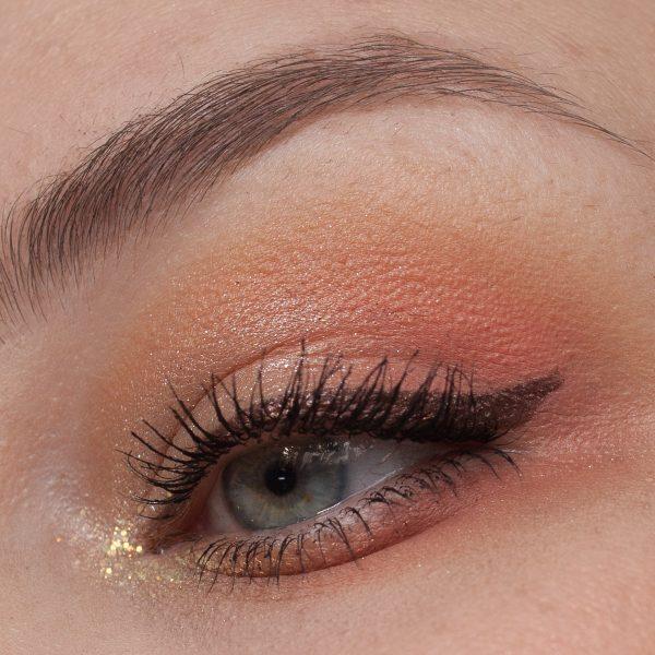 COLOURPOP Baby Got Peach Eyeshadow Palette Makeup Auge