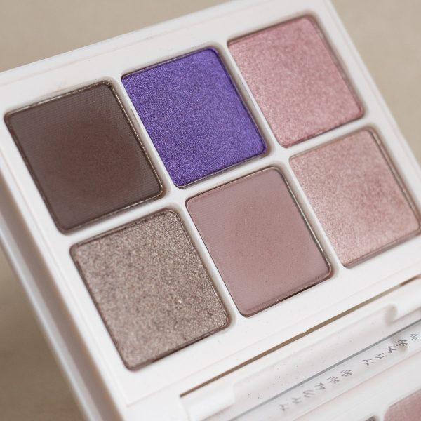 FENTY BEAUTY Snap Shadows 2 Cool Neutral Eyeshadow Palette Closeup