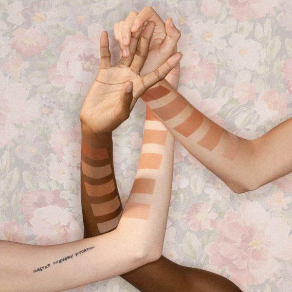 GUCCI Poudre de Beaute Eclat Soleil Bronzing Powder Bronzer Swatches Shades Colors Farben Nuancen Farbvergleich