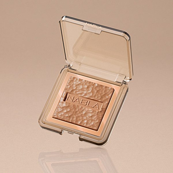 NABLA Ambra Skin Bronzing Powder Bronzer Visual