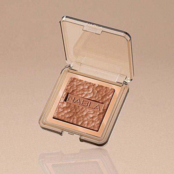 NABLA Dune Skin Bronzing Powder Bronzer Visual