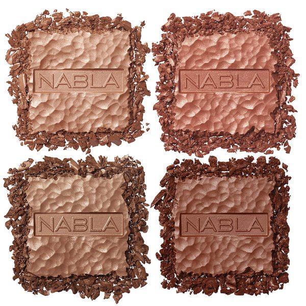 NABLA Profile Skin Bronzing Powder Bronzer Shades Ambient