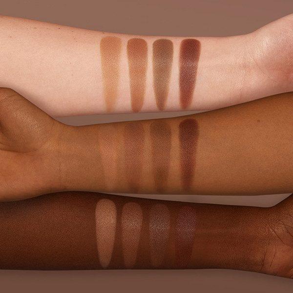 NABLA Skin Bronzing Powder Bronzer Swatches Colors Shades Farben Nuancen