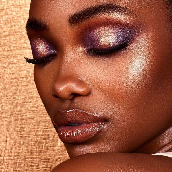 NATASHA DENONA Bronze Eyeshadow Palette Look 9