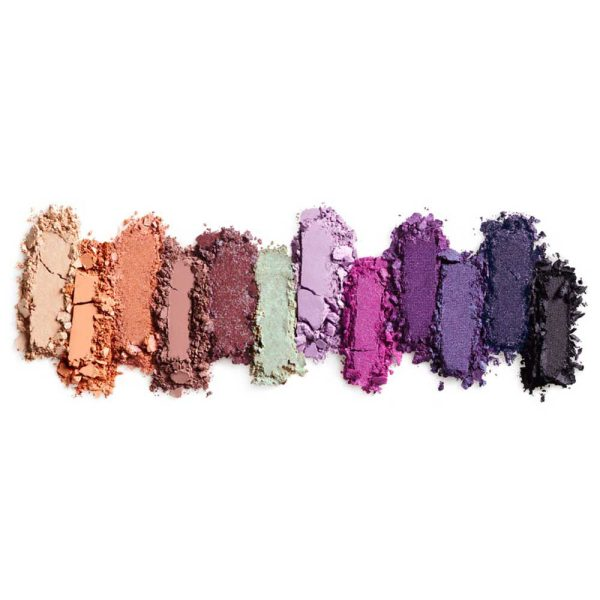 URBAN DECAY Naked Ultraviolet Eyeshadow Palette Shades