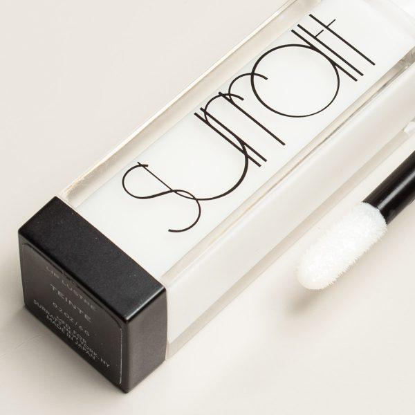 SURRATT Teinte Lip Lustre Lipgloss Milky White Gloss Label