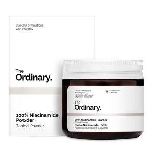 THE ORDINARY Niacinamide Powder Vitamin B3 Nikotinamid Pulver kaufen bestellen Deutschland Preisvergleich Rabattcode billiger Coupon Code Anwendung Erfahrungen Test