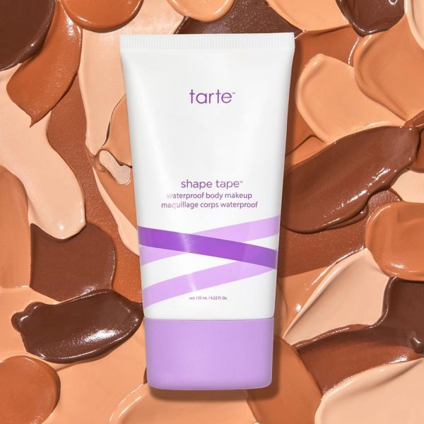 TARTE Shape Tape Waterproof Body Makeup Ambient