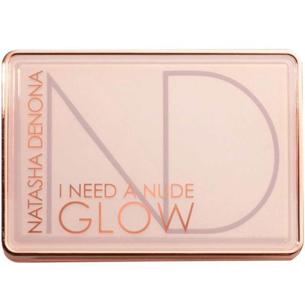 NATASHA DENONA I Need a Nude Glow Highlighter Packaging