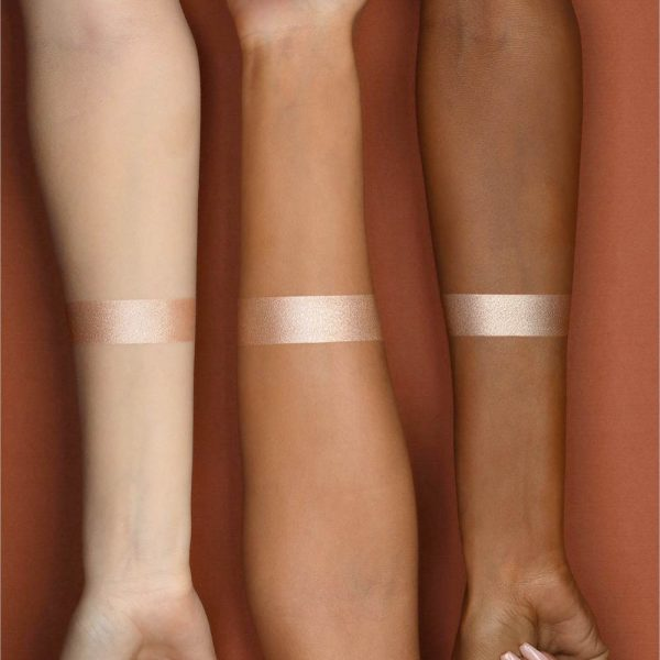 NATASHA DENONA I Need a Nude Glow Highlighter Swatches Light Medium Dark Skin