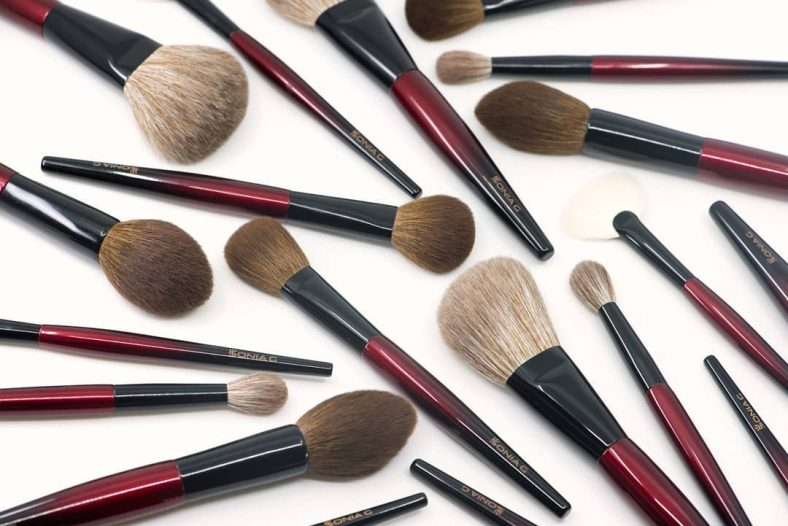 SONIA G Pro Face Brushes Collection