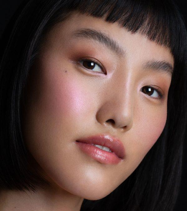WAYNE GOSS The Weightless Veil Blush Palette Model