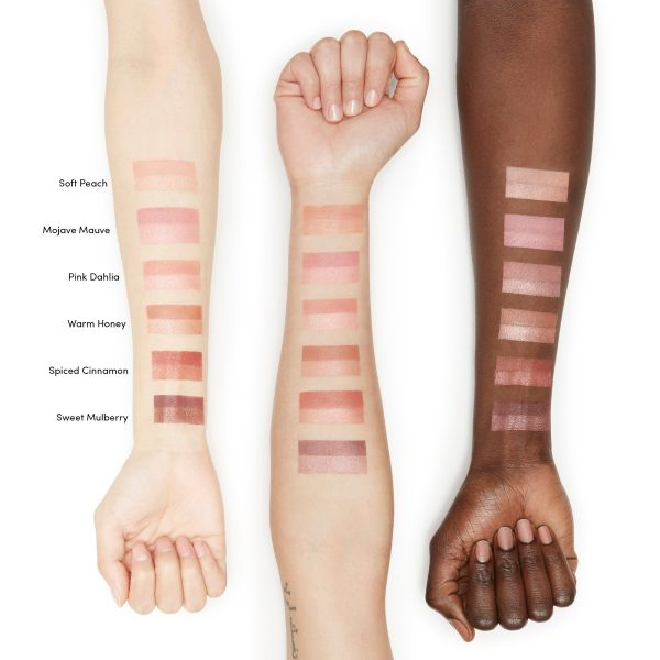 COVER FX Monochromatic Blush Duo Swatches Shades Color Farben