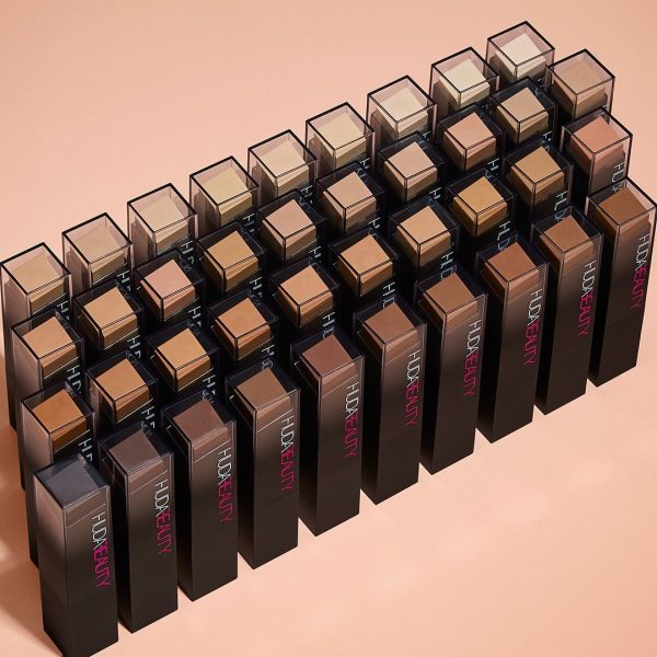 HUDA BEAUTY FauxFilter Skin Finish Buildable Coverage Foundation Stick Collective