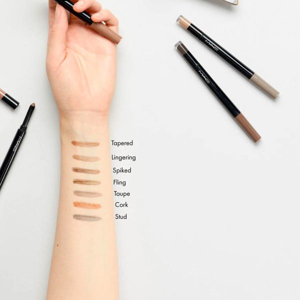 MAC Shape & Shade Brow Tint Swatches ASOS