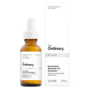 THE ORDINARY Granactive Retinoid 2 Emulsion Retinol Serum kaufen Deutschland günstig billig Preisvergleich Rabattcode