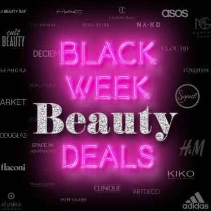 black friday 2020 beauty deals rabattcode coupon code rabatte