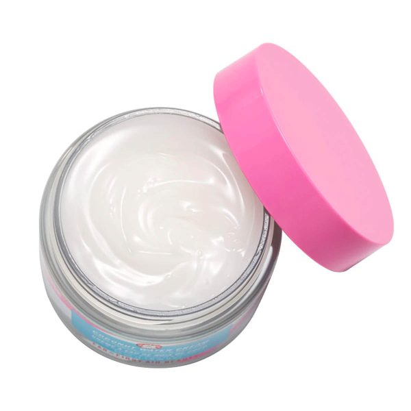 FIRST AID BEAUTY Hello FAB Coconut Water Cream Textur Jar TIegel