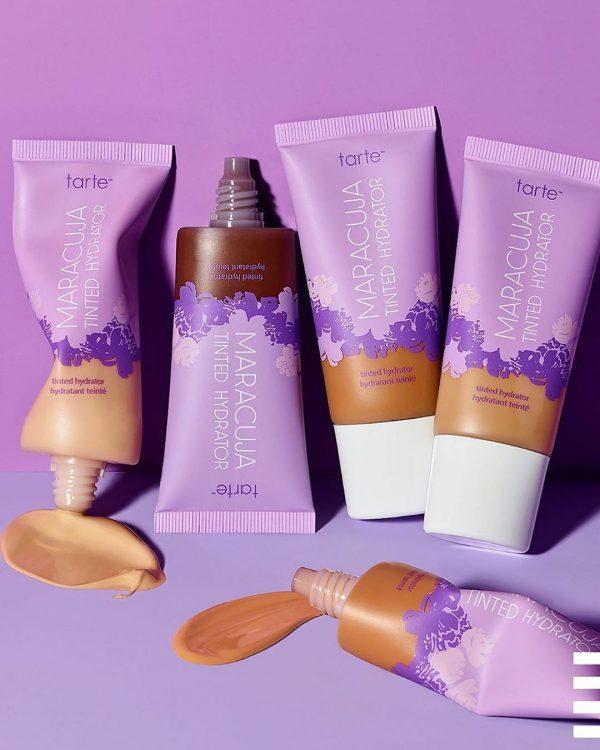 TARTE Maracuja Tinted Hydrator Makeup Foundation Moisturiser Ambient