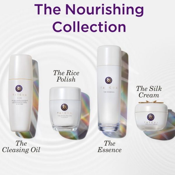 TATCHA The Essence Plumping Skin Softener Collection