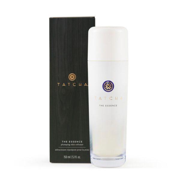 TATCHA The Essence Plumping Skin Softener Packaging