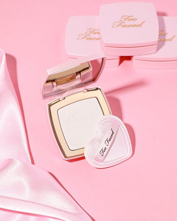 TOO FACED Primed Poreless Invisible Texture-Smoothing Face Powder Ambient