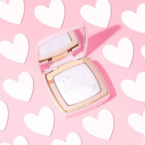 TOO FACED Primed Poreless Invisible Texture-Smoothing Face Powder Heart