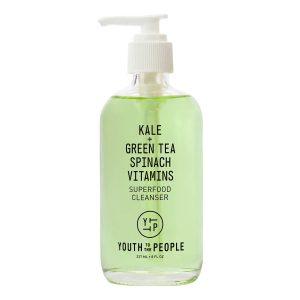 YOUTH TO THE PEOPLE Superfood Cleanser Kale Grean Tea Spinach Vitamins Reinigungsgel kaufen Deutschland bestellen Rabattcode billiger Versand