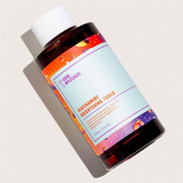 GOOD MOLECULES Niacinamide Brightening Toner Erfahrungen Review Empfehlung
