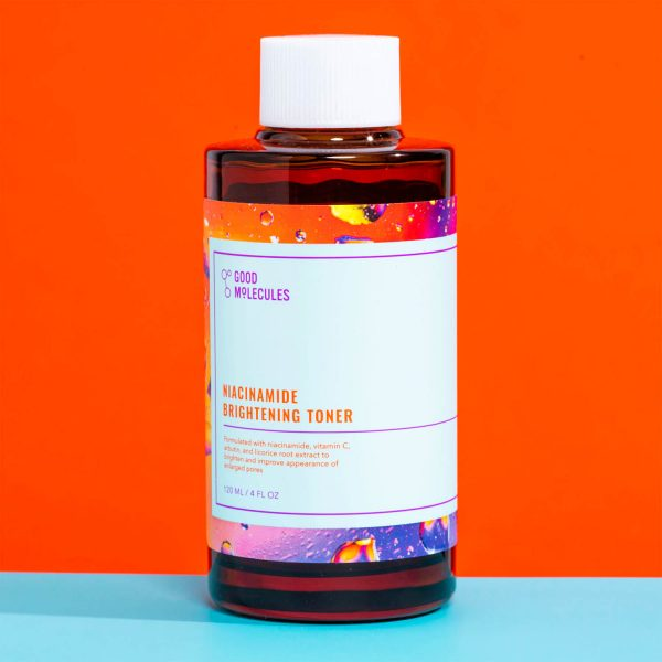 GOOD MOLECULES Niacinamide Brightening Toner Gesichtswasser Ambient