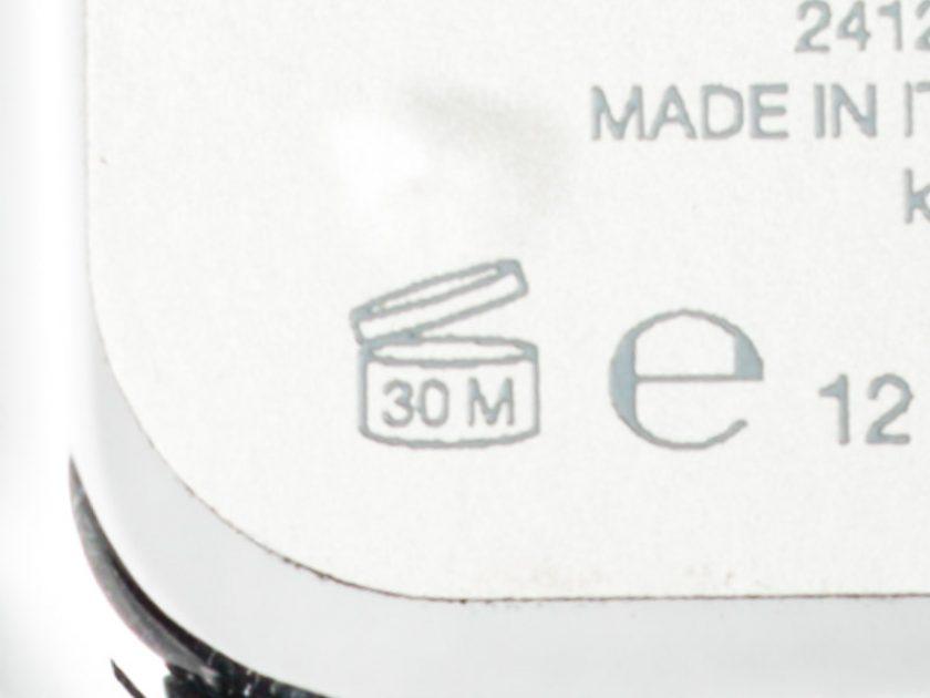 Kosmetik Haltbarkeit Siegel Tiegel 30 Monate