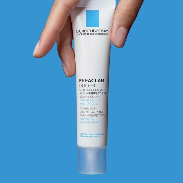 LA ROCHE POSAY Effaclar Duo Plus Pflege gegen Hautunreinheiten porenverfeinernd Ambient