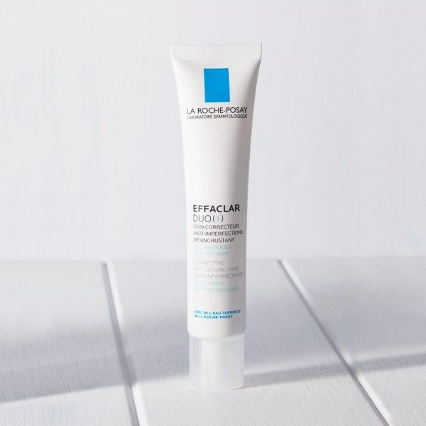 LA ROCHE POSAY Effaclar Duo Plus Pflege gegen Hautunreinheiten porenverfeinernd Visual