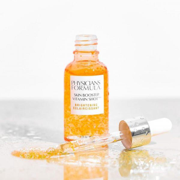 PHYSICIANS FORMULA Skin Booster Vitamin Shot Brightening Serum Pipette