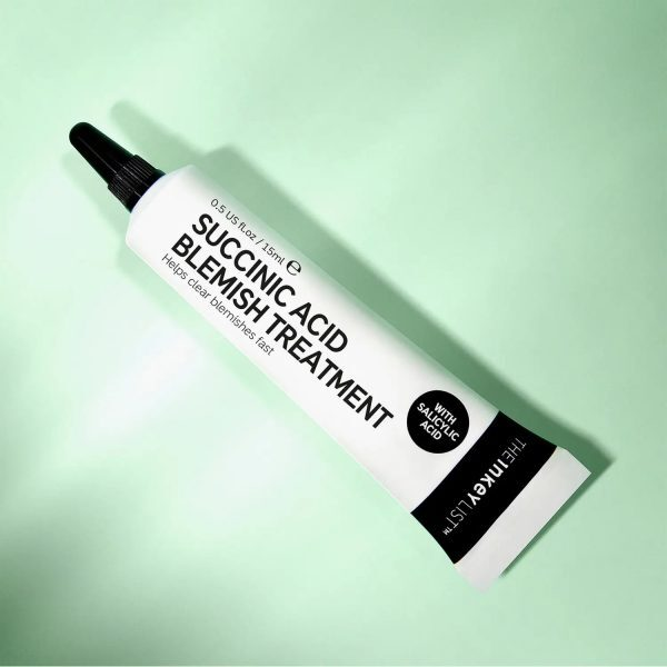 The INKEY List Succinic Acid Blemish Treatment gegen Pickel
