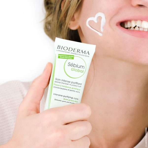 BIODERMA Sebium Global Hautpflege Creme Ambient