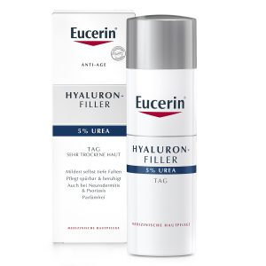 EUCERIN Hyaluron Filler 5 Urea Tagescreme SPF 15 kaufen bestellen Erfahrungen Review Empfehlung Dirty Beauty Blog Skinci