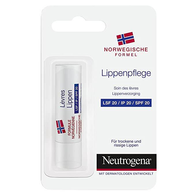 NEUTROGENA Norwegische Formel Lippenpflege