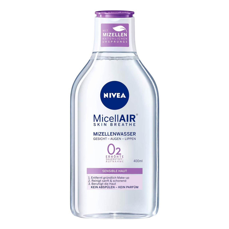 NIVEA MicellAIR Skin Breathe Mizellenwasser sensible Haut