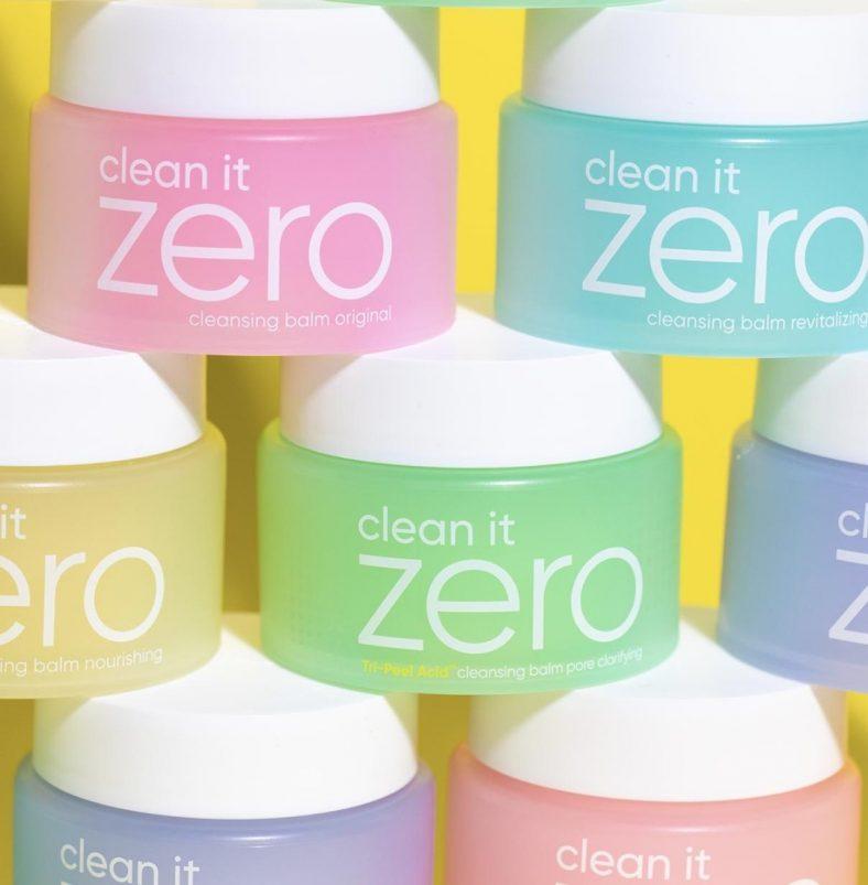 BANILA CO Clean It Zero Cleansing Balm Collection Jars