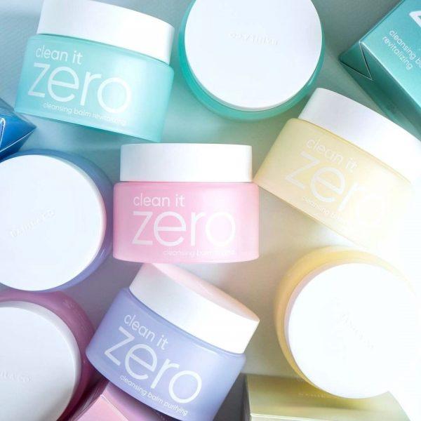 BANILA CO Clean It Zero Cleansing Balm Jars
