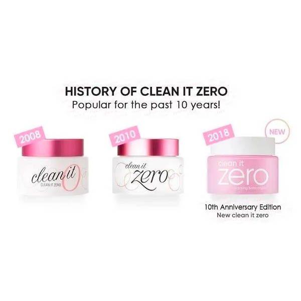 BANILA CO Clean It Zero Cleansing Balm Original neue alte Verpackung