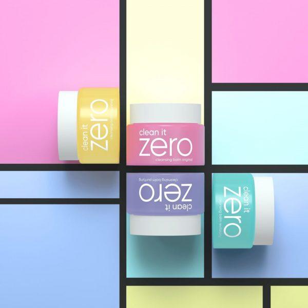 BANILA CO Clean It Zero Cleansing Balm colorful Promo