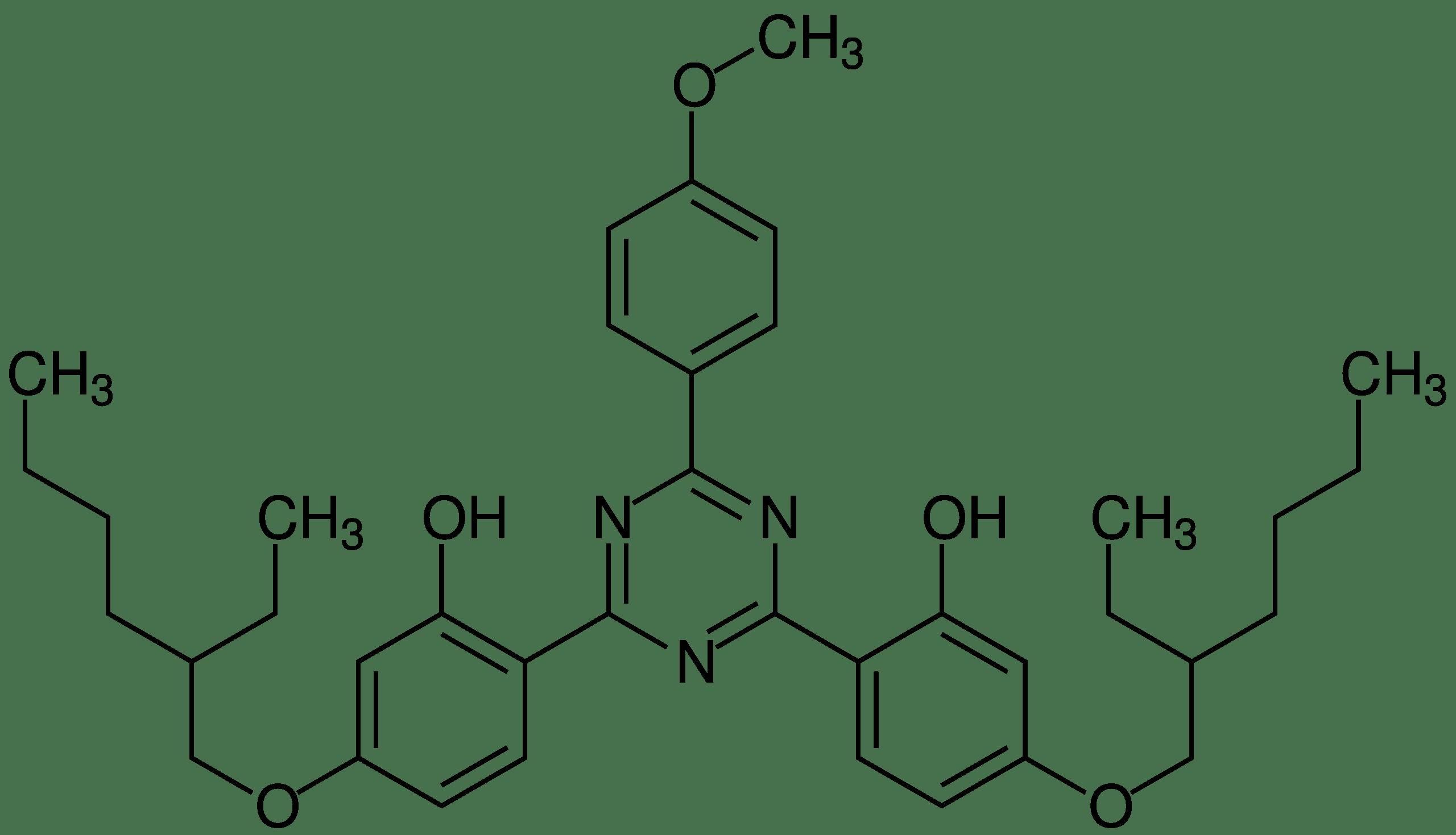 Bis-Ethylhexyloxyphenol Methoxyphenol Triazine - Tinosorb S