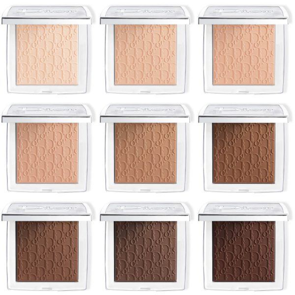 DIOR Backstage Face Body Powder No Powder Shades Color Farben Nuancen
