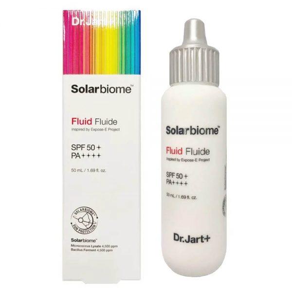 DR. JART Solarbiome Fluid SPF 50+ PA++++ Sunscreen Sonnencreme Sonnenschutz kaufen Deutschland bestellen Erfahrungen