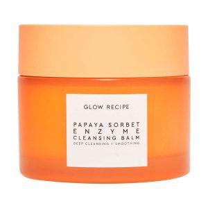 GLOW RECEIPE Papaya Sorbet Enzyme Cleansing Balm Oil Reinigungsöl kaufen Deutschland bestellen Erfahrungen Rabattcode Preisvergleich billiger