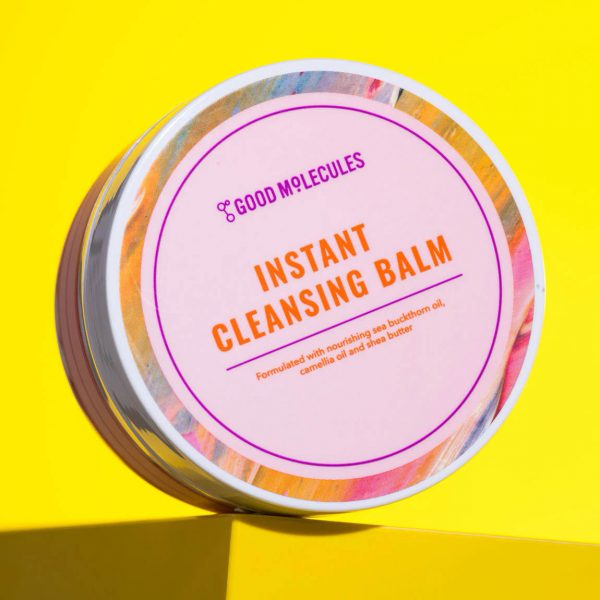 GOOD MOLECULES Instant Cleansing Balm Oil Cleanser Ambient
